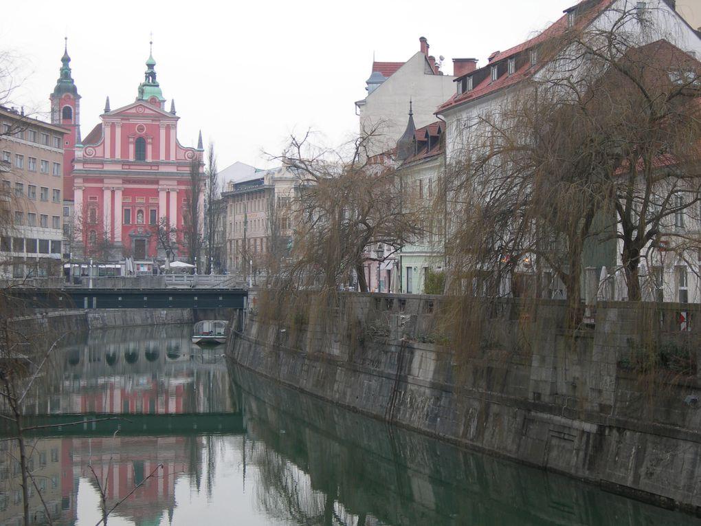 2 jours en Slovenie avec une petite visite de la capitale!