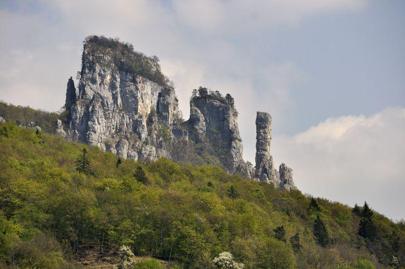 Les crêtes de la Montagne des Princes