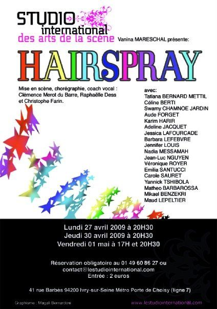 Album - HAIRSPRAY