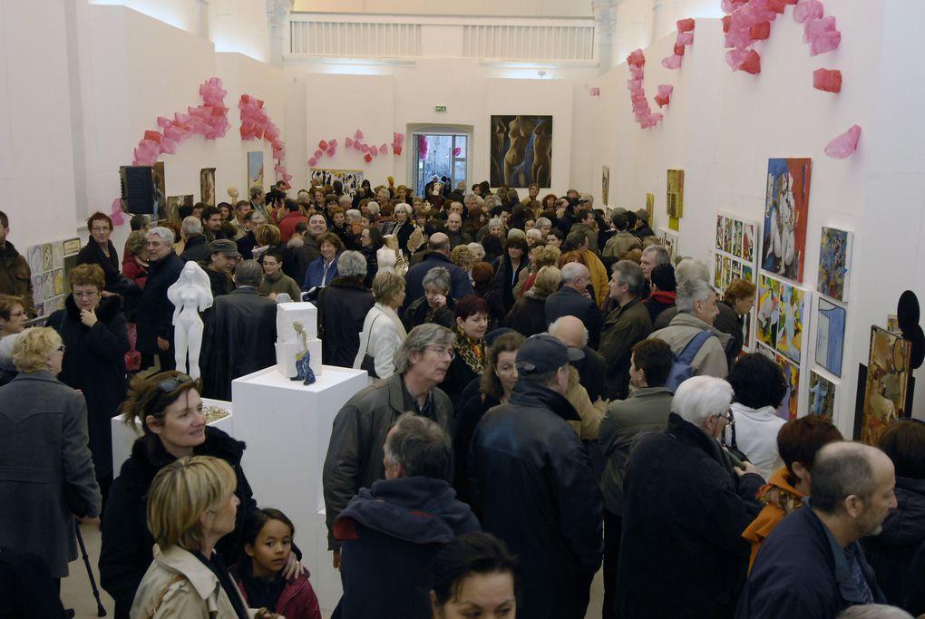 """""""Corps"""" 2009- Chapelle des Pénitents-Aubagne"""