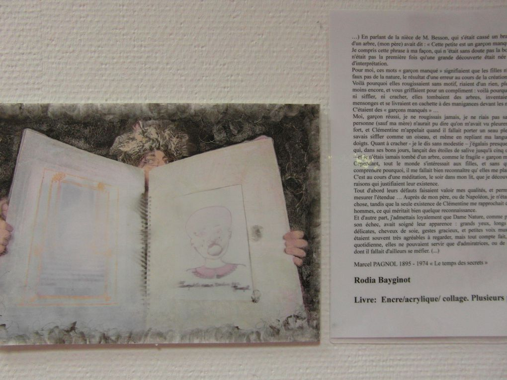 Album - 2012-Litterature