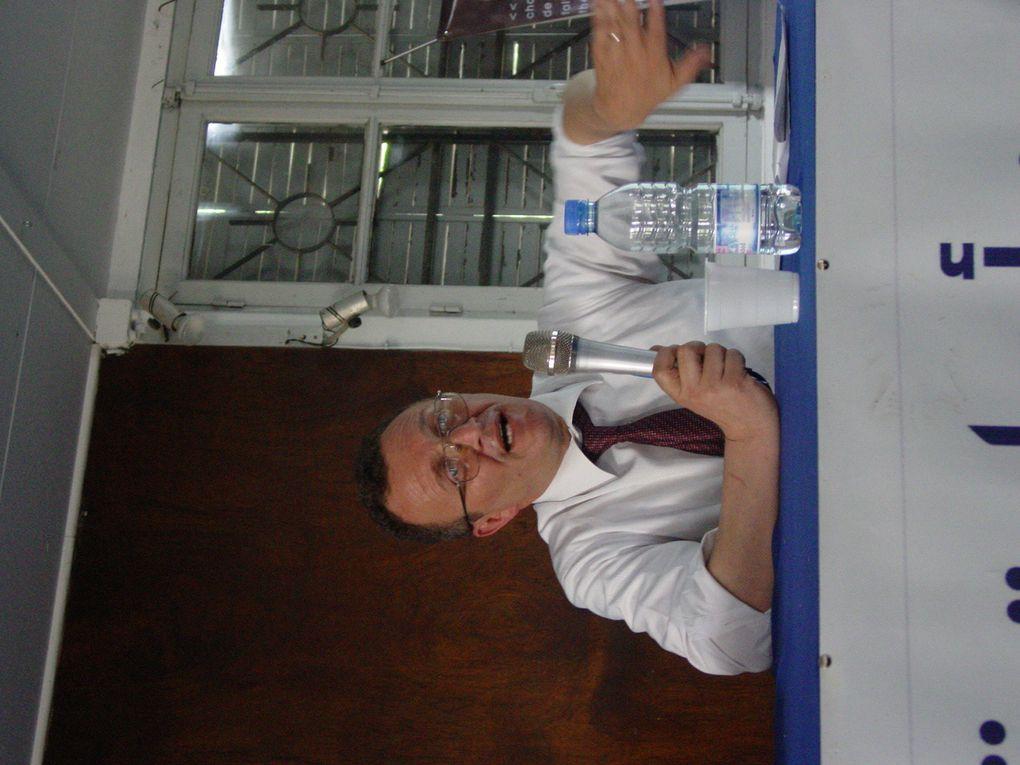 un petit panel de mon séjour aux cotés des militants du FFS Algérien
