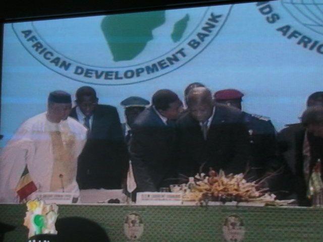 Assemblées Annuelles de la Banque Africaine de Développement à ABIDJAN