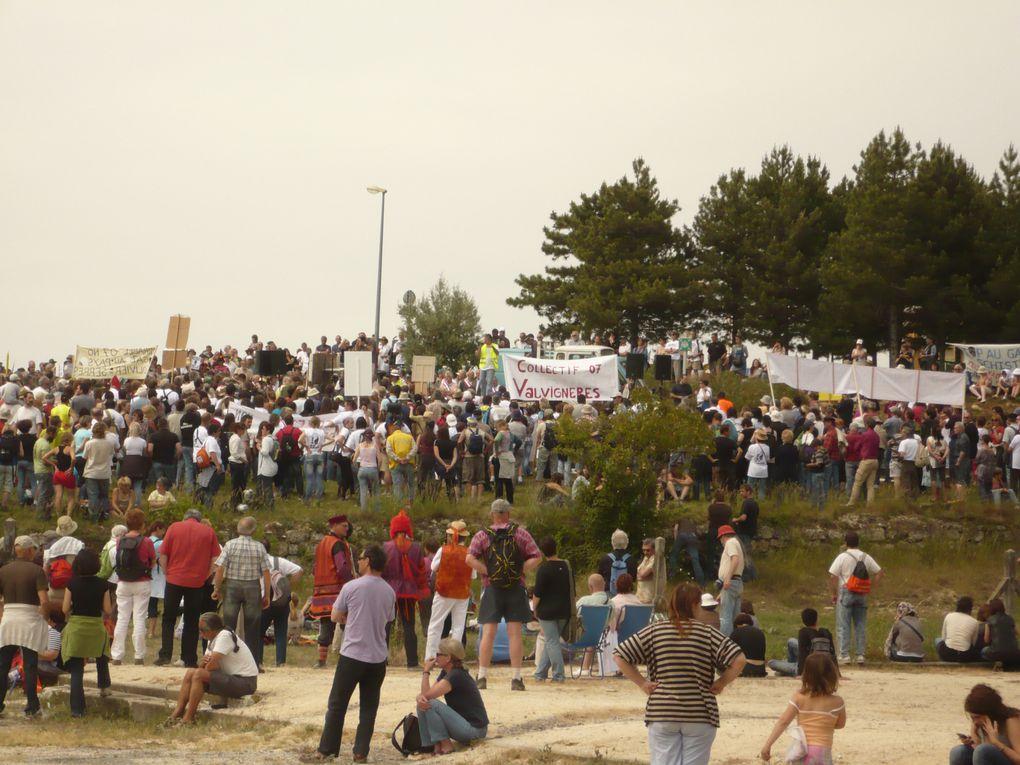 4 000 personnes ont participé au rassemblement avec une combativité qui reste intacte.Photos Alternatifs