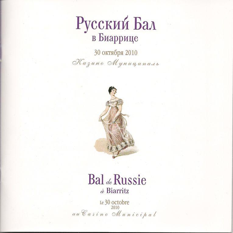 Album - Russie-à-Biarritz Le Bal