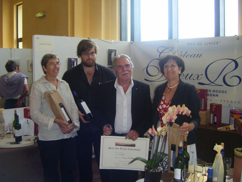 Prix des Trois Couronnes BiarritzMusée d'Aquitaine BordeauxAutomobile Club de BordeauxMontfort-en-ChalosseChaire d'Haïti