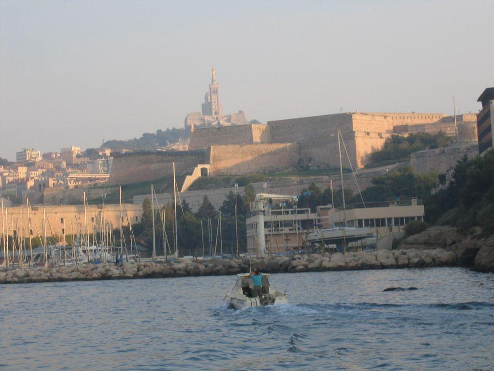 Arles. Cassis. Les Calanques. Marseille. Barbentane. Tarascon. Le Puy Sainte Réparade