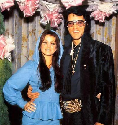 Album Photos Elvis-priscilla