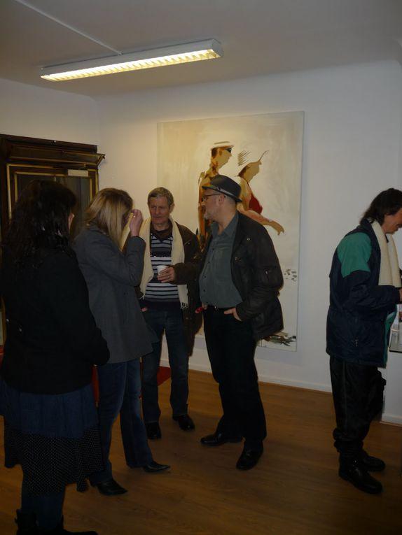 Album - /// Exposition Emmanuelle POTIER / JANV 2010 ///