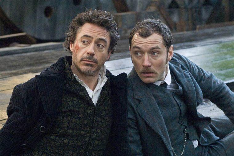 Album - Sherlock-Holmes