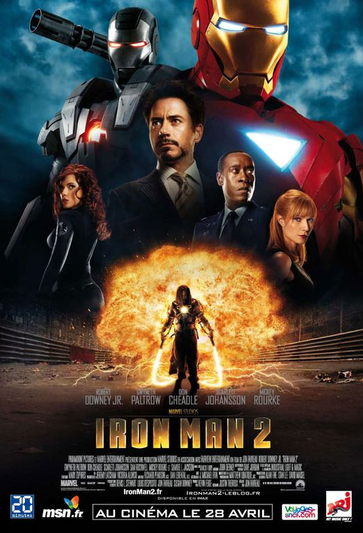 Album - iron-man