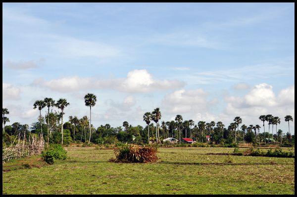 """Mouhot était arrivé à Kampot par la mer, je n'ai pas eu d'autre chois que d'arriver par la route ... en revanche, j'ai pris la liberté """"d'explorer"""" différents endroits que Mouhot aurait sûrement apprécié ..."""