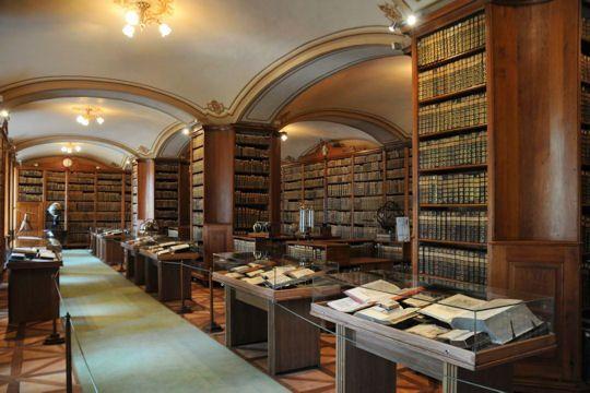 Les plus belles bibliothèques du monde. De pures merveilles !