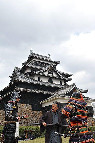 MATASUE,son chateau, Musee ADASHI