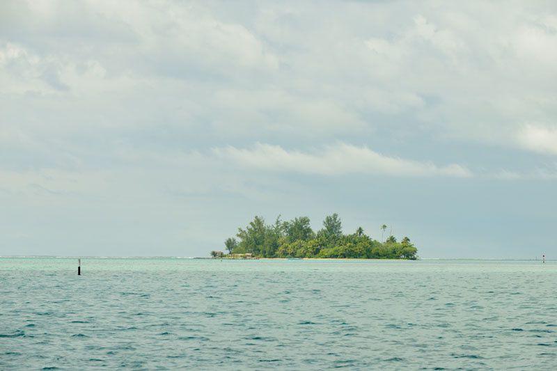 Cisco et Mané à bord de Kauana