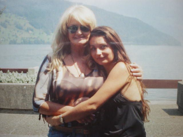 This is some picture of the show of Bonnie in Buochs ... My mother, grand mother and me :)