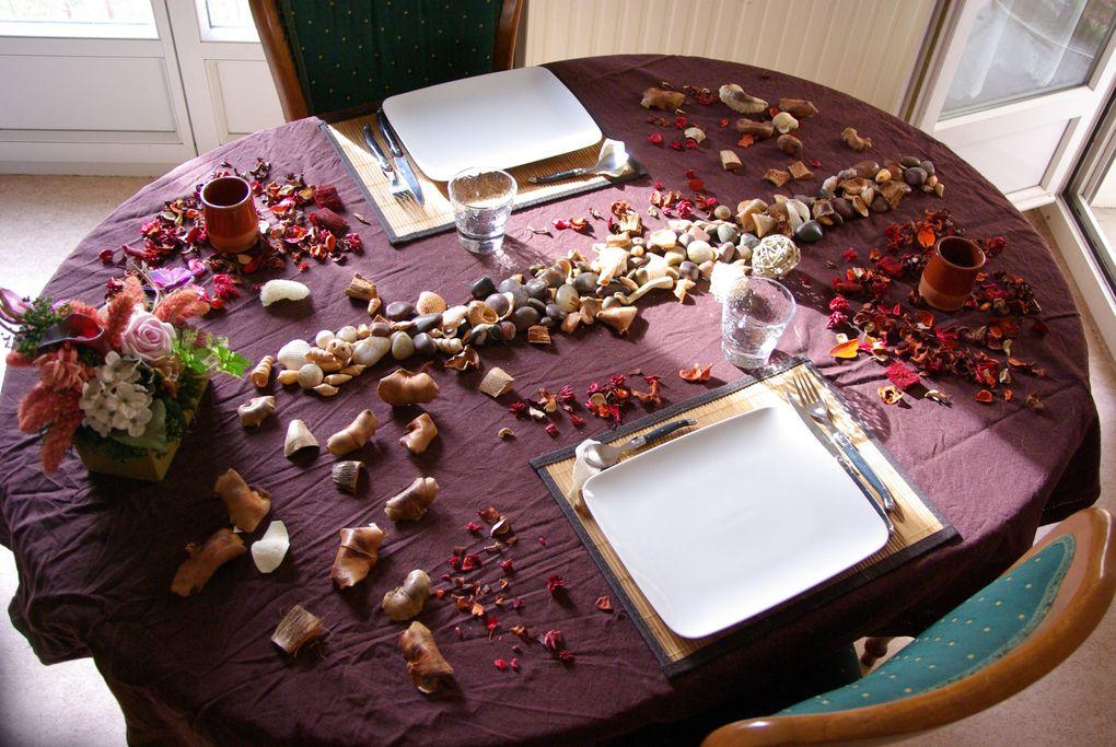 Album - table-foret