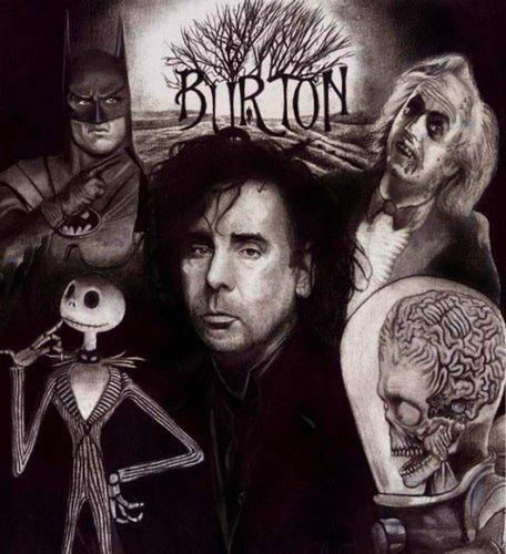 Album - Tim-Burton