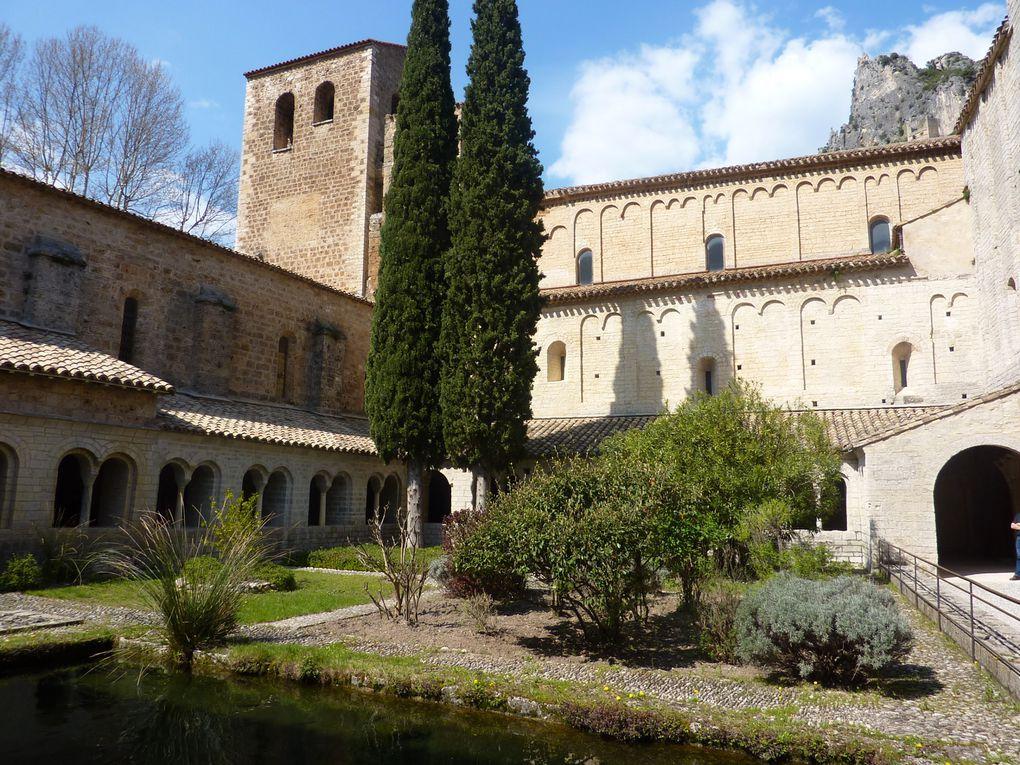 Visites autour de Montpellier - Hérault