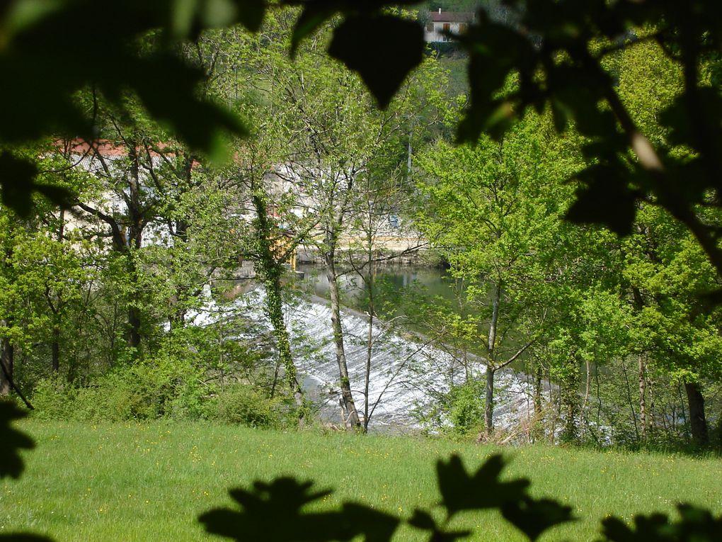 Diverses randonnées, essentiellement dans le Tarn