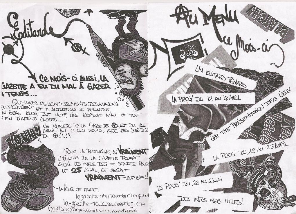 Album - Gazette-avril