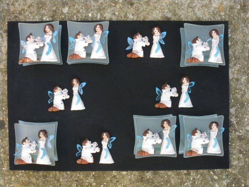 Album - Cake-toppers, figurines de mariage etc...