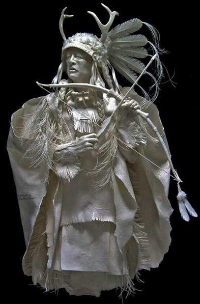 Album - sculptures-papier