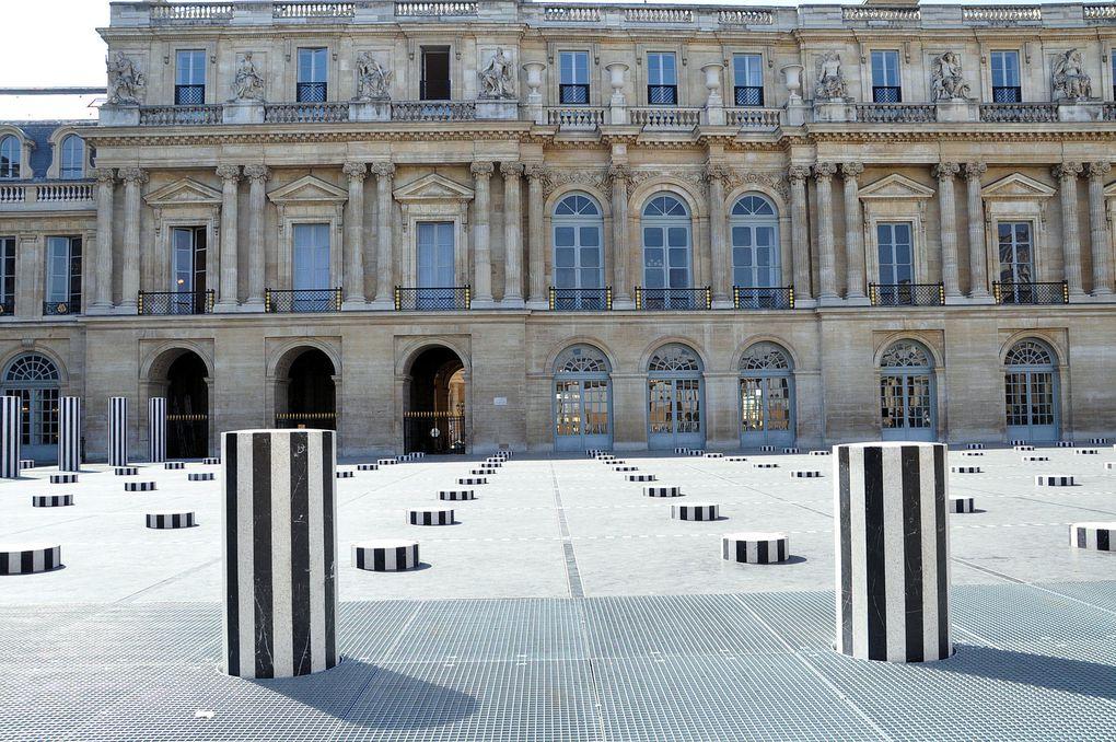 Album - Buren-et-ses-colonnes