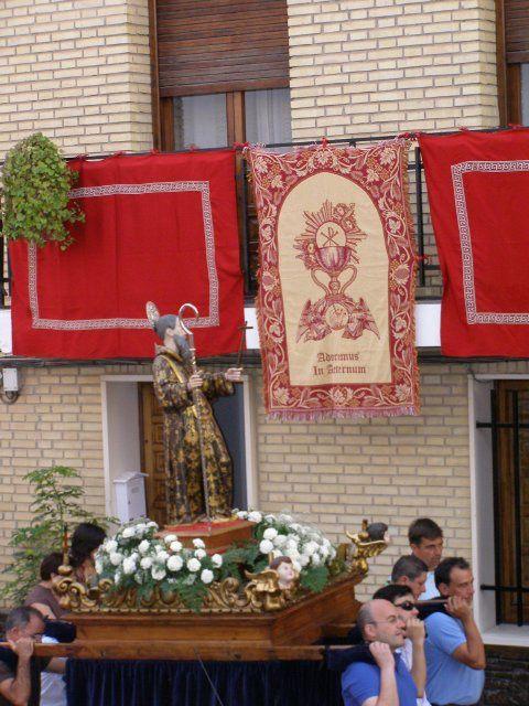 Procesión del Corpus Christi de 2010
