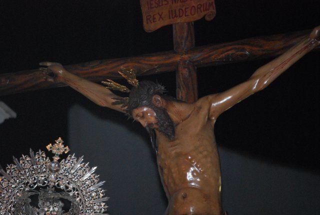 Cofradía del Cristo de la Vera Cruz y Mª Stma. del Mayor Dolor