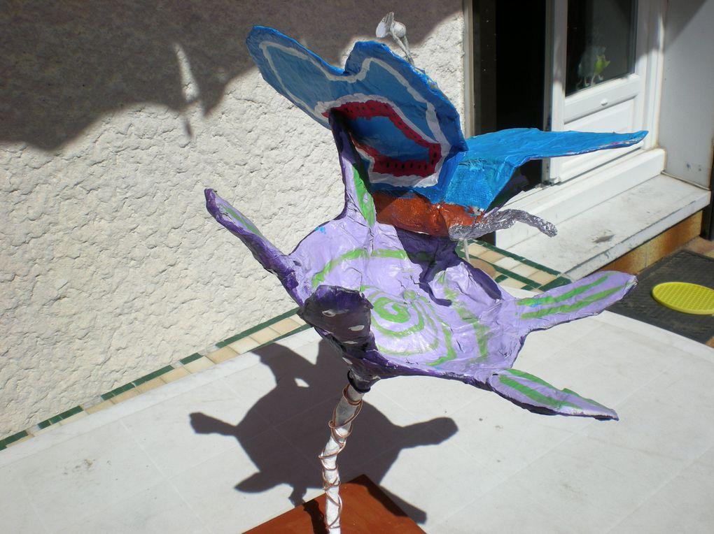 réaliser en atelier créatif enfant a partir de 4 ans