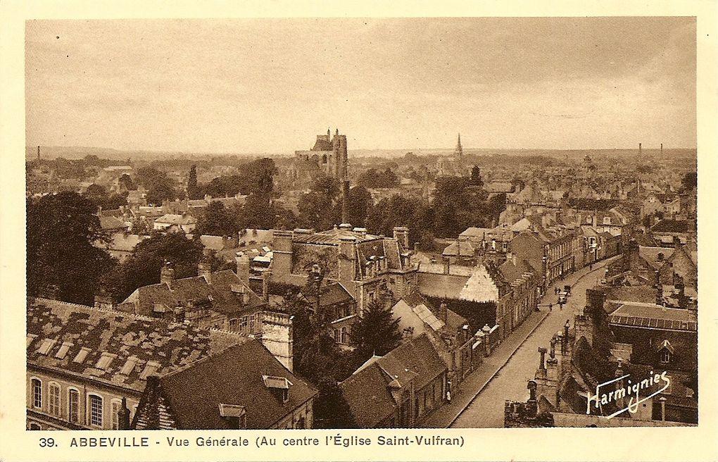 cartes postalesciennes de l'église Saint Jacques