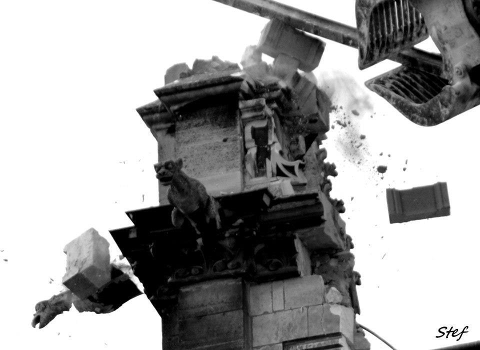 Album - DESTRUTION-D-UN-COTE-DE-L-EGLISE