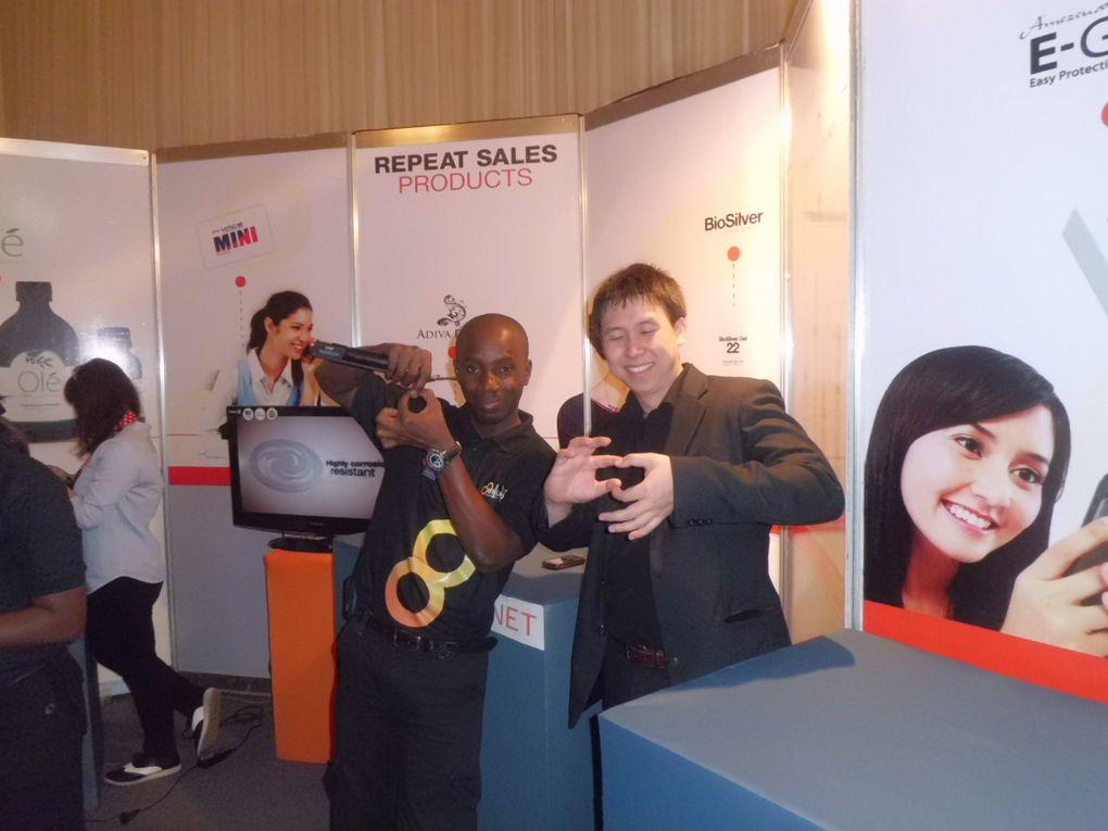 Album - QNET-EXPO 2012-abidjan(crystal palace)-Jour 2
