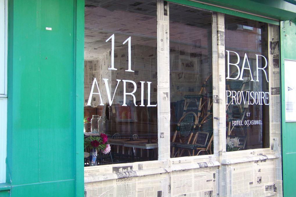café-hôtel à Trouville