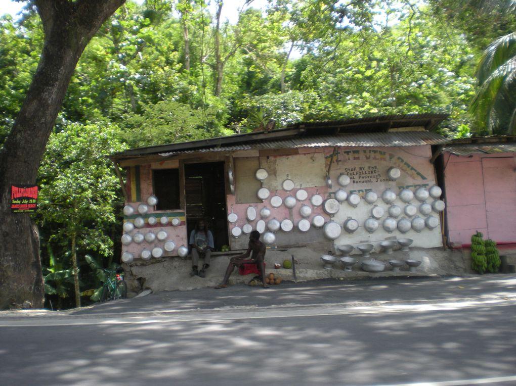 ocho rios    montego bay et negril...des endroits de rêve dans ce paradis terrestre :)