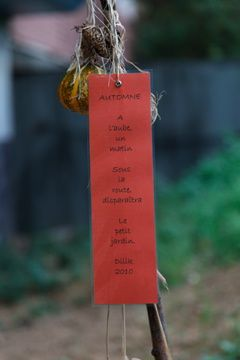 Invitations d'automne