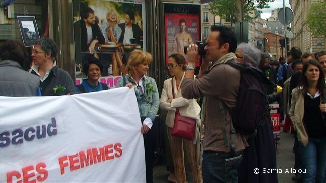 Album - Defile du 1er mai 2010 a Paris