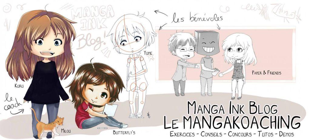tous les artworks apparaissant dans mon manga x)
