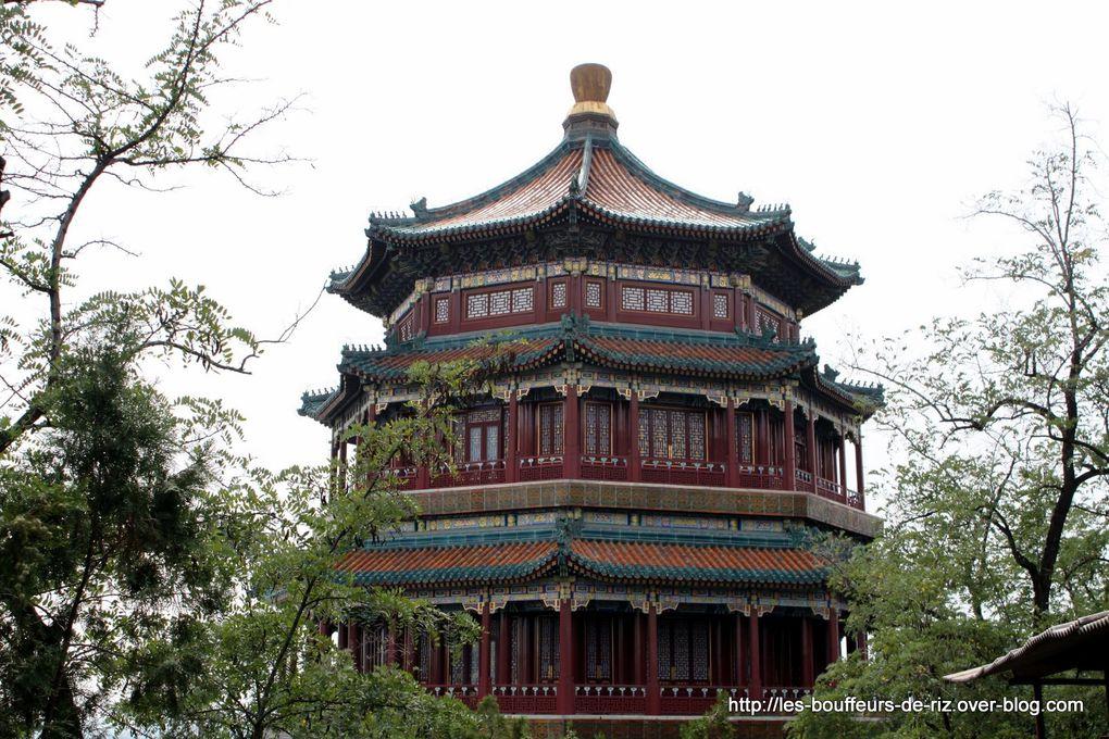 Album - Palais d'Ete, Pekin