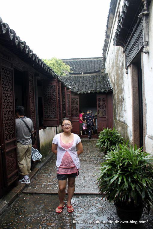 Photos en vrac de Shanghai, Suzhou,  Zhouzhuang...