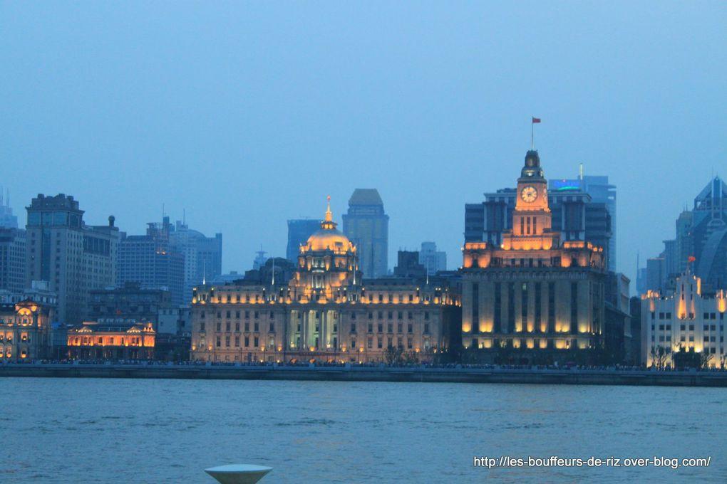 Album - Visite de Shanghai