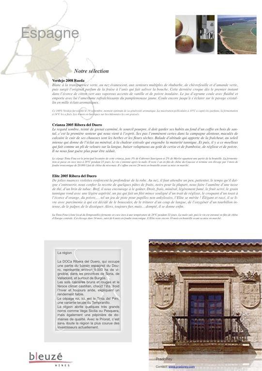 Vous pouvez visualiser ici les pages de notre catalogue 2009-2010, sous forme de diaporama ou bien page par page
