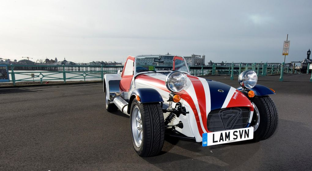 Album - Caterham-Lambretta-Edition