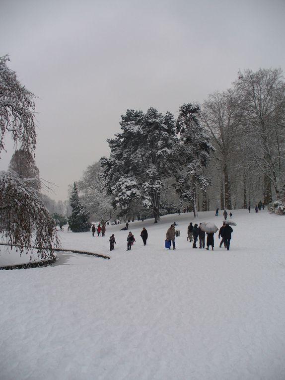 Album - Roubaix-sous-la-neige