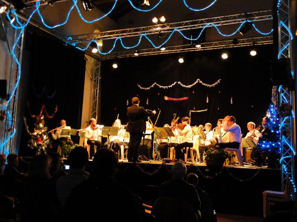 Voici quelques photos du concert de noël que que nous avons donné le 13 décembre 2009