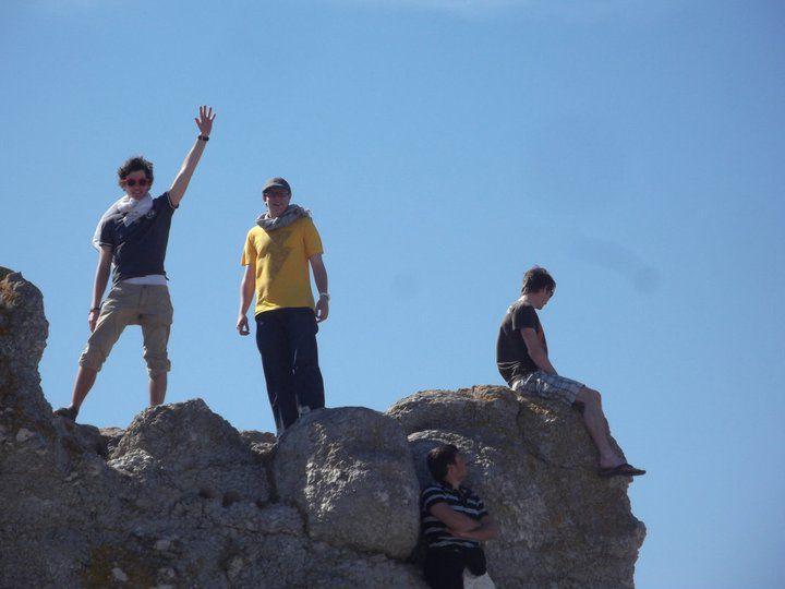 Week end à Gotland avec le VIS en mai 2011