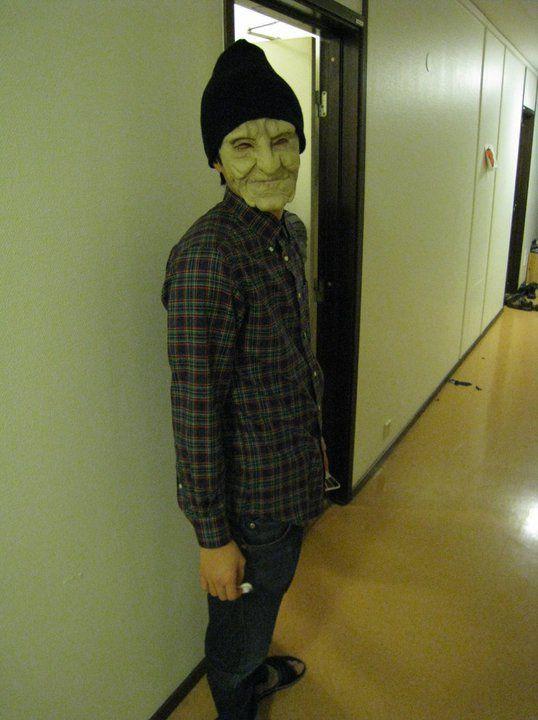 30 oct. 2010 :Notre deuxième Corridor Crawl tombe le même jour qu'Halloween... tant mieux !