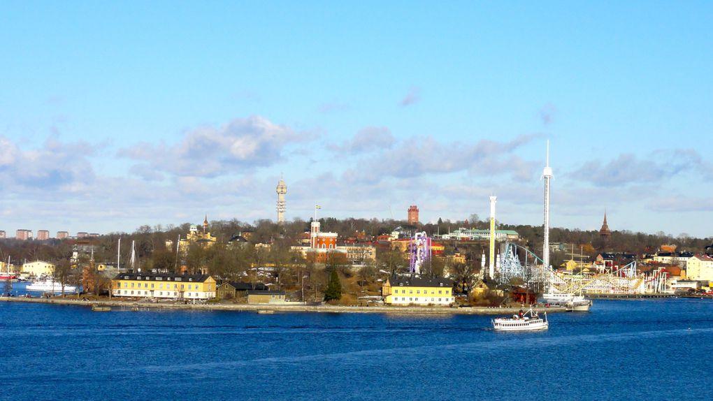 Week-end à Stockholm avec le VIS du 18 au 20 mars 2011.