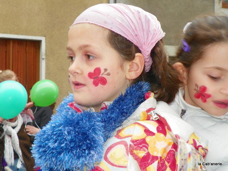 Carnaval du sou des écoles.Fête de fin d'année du sou des écoles.